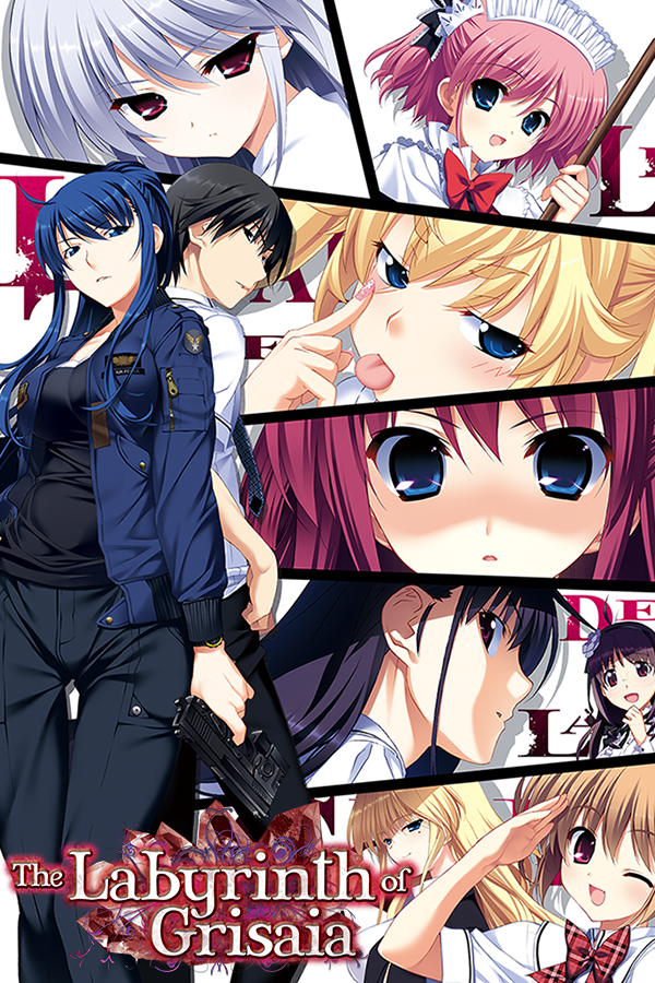 "Featured image for ""The Labyrinth of Grisaia ~Unrated Version~"""