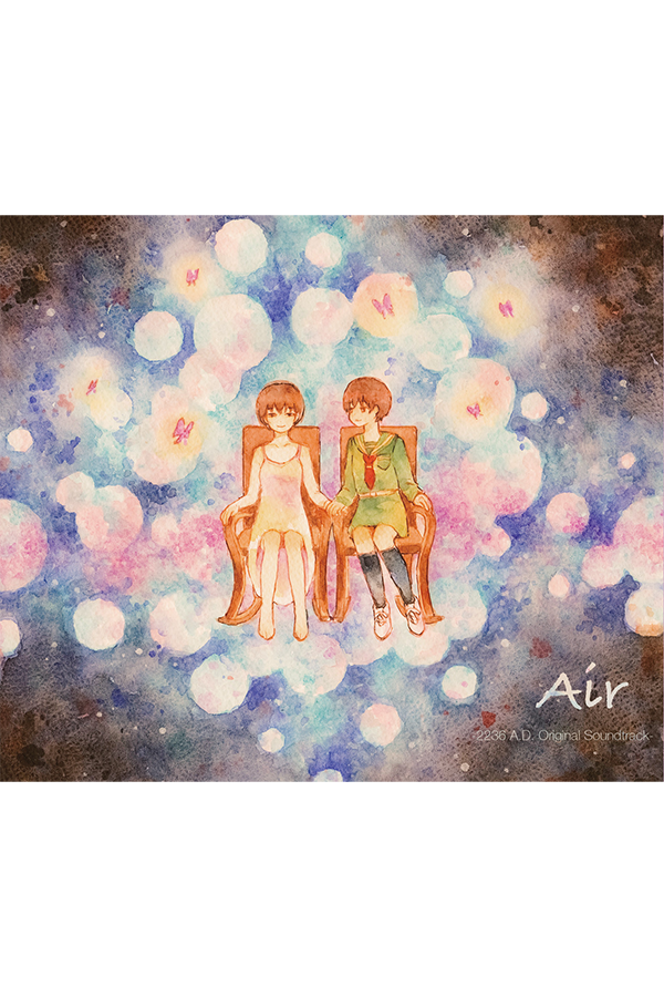 "Featured image for ""Air - 2236 A.D. Original Soundtrack"""