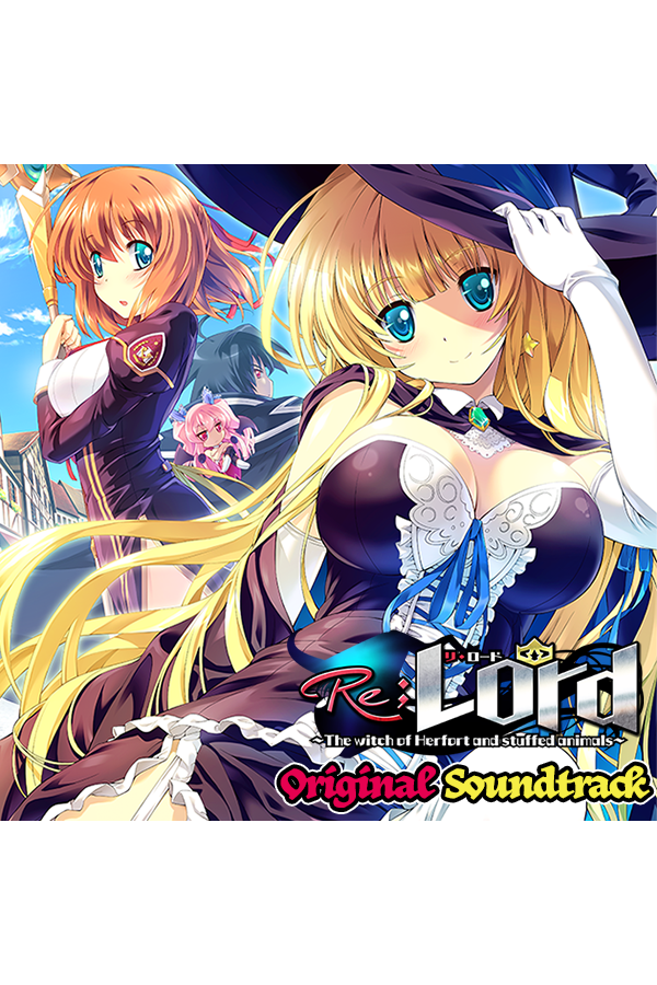 "Featured image for ""Re;Lord 1 Original Soundtrack"""