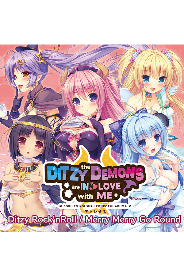 "Featured image for ""The Ditzy Demons Are in Love With Me - Opening/Ending Theme Songs"""