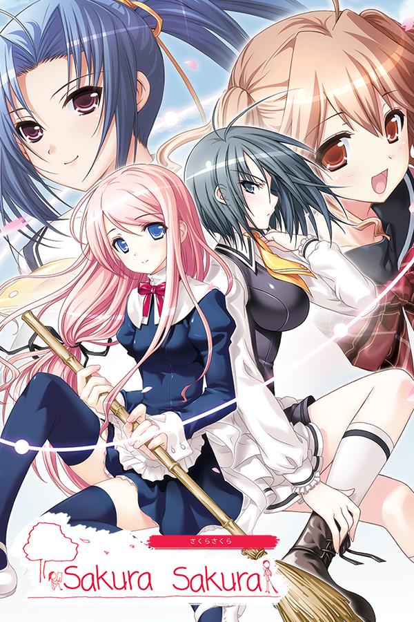 """Featured image for """"Sakura Sakura - 18+ DLC"""""""