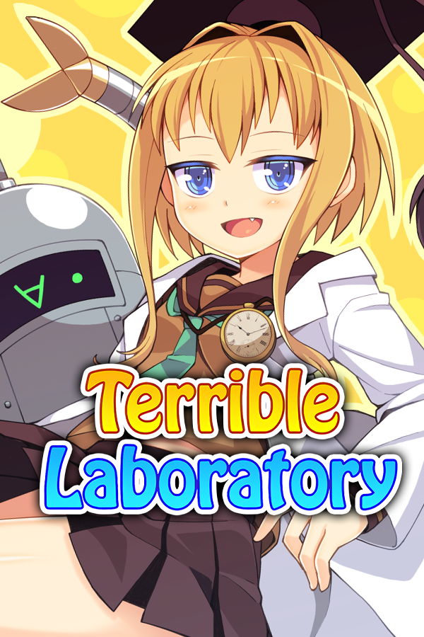 """Featured image for """"Terrible Laboratory"""""""