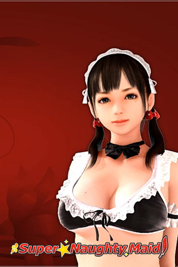 """Featured image for """"Super Naughty Maid"""""""