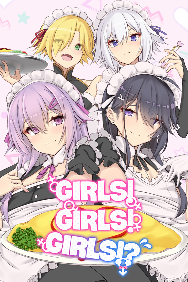 "Featured image for ""Girls! Girls! Girls!? - Demo"""