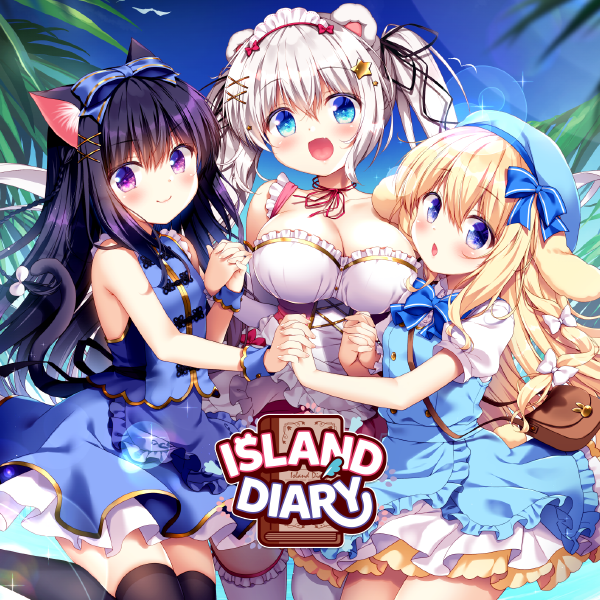"""Featured image for """"Island Diary Now Available!"""""""