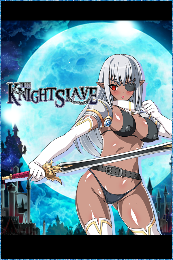 """Featured image for """"Knight Slave -The Dark Valkyrie of Depravity-"""""""